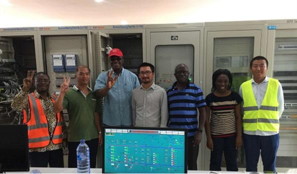 Bolgatanga (Ghana) – Ouagadougou (Burkina Faso) Power Interconnection Project Energization Completely